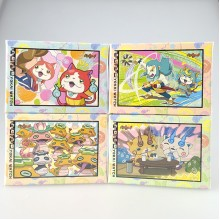 PP035 (YW) 妖怪手錶150塊拼圖套裝(512-515) (套裝連4款150塊拼圖) YOKAI WATCH 512-515 150PCS JIGSAW PUZZLE (S) (SET INCLUDED 4 PCS OF 150-PC PUZZLE)