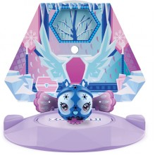 ZOOBLES 爆趣小彈丸 ANIMALS & HAPPITAT -1 PACK (Snowy Owl OWLETTE) 動物大變身場景系列 (1粒裝-貓頭鷹雪雪)