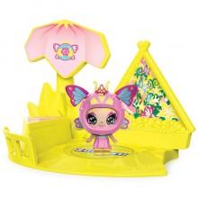 ZOOBLES 爆趣小彈丸 GIRL & HAPPITAT -1 PACK (Fairy Butterfly BUTTERCUP) 彈丸女大變身場景系列 (1粒裝-蝴蝶彈丸女)